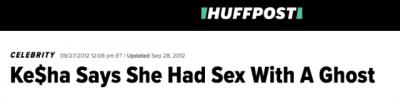 越來越多的女人開始拒絕和男人啪啪啪,選擇和鬼嘿咻了...
