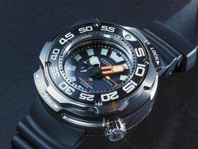 【錶評】CITIZEN Promaster 1000m Professional