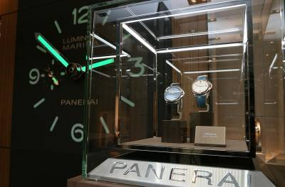 【現場直擊】話題生肖錶搶先看!沛納海台中專賣店重新開幕