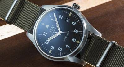 "【錶評】IWC Pilot's Watch Mark XVIII Edition""Tribute to Mark XI"""