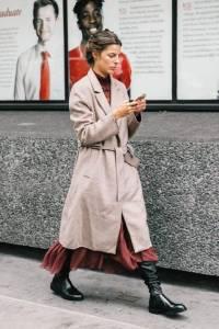 大衣,2018年這件最流行!