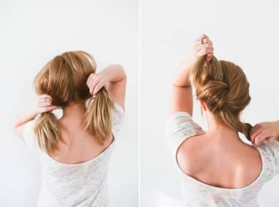 頭髮這麼扎,只要1分鐘,過年美得人家都不認識你!