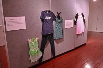 女孩被性侵後,被指責是因為穿著太暴露,但這個展覽卻狠狠的打了他們一巴掌