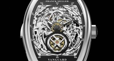 【2018 WPHH】FRANCK MULLER--Vanguard Tourbillon Minute Repeater