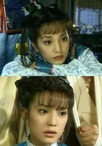看了趙薇大學時期的照片,才知道為什麼陳坤 黃曉明那麼迷戀她!