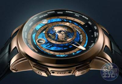 【錶評】ULYSSE NARDIN Executive Moonstruck Worldtimer