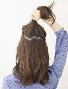 長發怎麼扎髮更好看?日本妹子大愛的這3款編髮可以學一學!