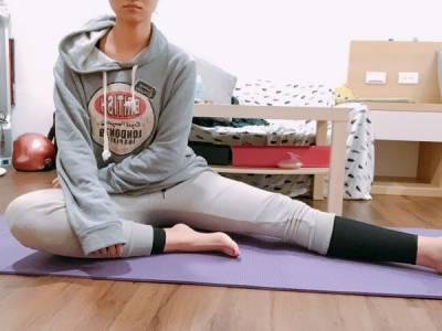 「改造閨蜜,我挺你!」女孩纖腿養成計劃4號女孩_April實證分享