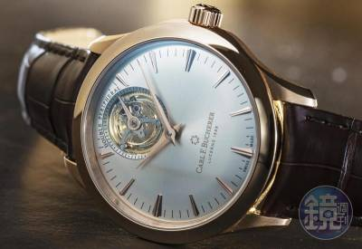 【Baselworld 2018】細節見專注!CARL F.BUCHERERManero Tourbillon DoublePeripheral