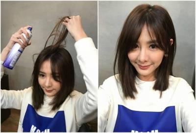 安心亞專欄:蓬鬆頭髮怎麼吹? 安心亞來教大家簡單實用的小方法!