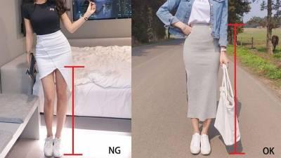 小白鞋這樣穿變大長腿!5個小白鞋NG技巧全公開!
