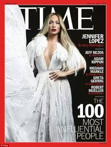 「女力時代」真的來臨!《時代雜誌》百大影響力人物45位女性入選代表溫柔的力量