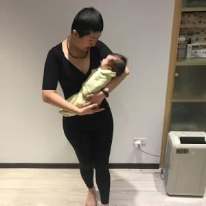 【塑身計劃】維娜斯塑身衣讓我期待身材會比產前更棒,我要當兒子的辣媽!