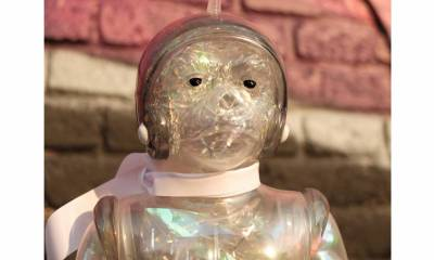 設計靈感取材自經典電影《浩劫餘生》 致敬電子猿人