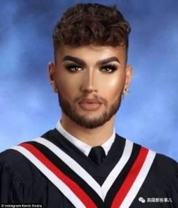 靠張高中畢業照一夜成名驚艷眾人,他們還當上了美妝網紅