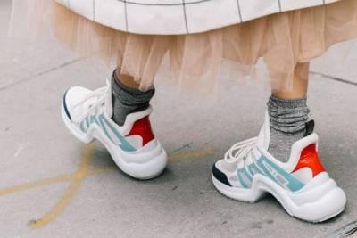 """今年最火的""""老爹鞋""""該怎麼穿4種穿法簡單又顯腿長"""