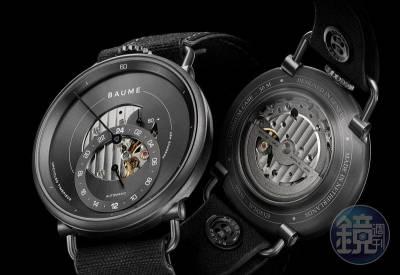 【錶壇動態】進軍入門市場?歷峰集團新品牌「BAUME」試水溫