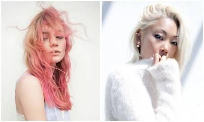 染了夢幻嫩粉 灰藍 粉紫色髮質卻爛光?想留住獨角獸髮色的仙氣你該知道「這3個關鍵」!