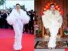 范冰冰 蕾哈娜的禮服也能自己做!泰國網紅用金針菇 火腿「低成本食材」拷貝華美紅毯裝超療癒