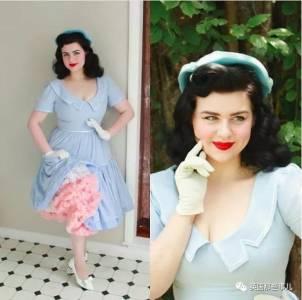 喜歡做飯,愛甜點,沒有魔鬼般身材,她活成了微胖界的女神…