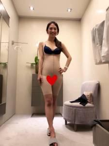 塑身衣推薦-愛運動的我,產後也選擇維娜斯塑身衣幫我雕塑完美身形!