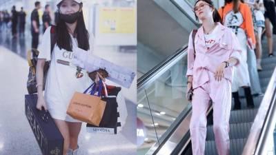 孟美岐 吳宣儀機場時尚超會穿!搭配重點學起來讓私服魅力秒增加