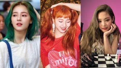 2018夏季大勢髮色推薦,她們都染了你還等什麼,趕快換上超迷人的輕盈髮色吧!