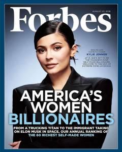 憑著自創化妝品品牌 ,成為最年輕的億萬富翁!關於Kylie Jenner,你可能不知道的「7件事」...