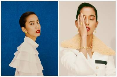 出道已10年!陳庭妮:「老實說...模特兒身份是助力也是阻力」