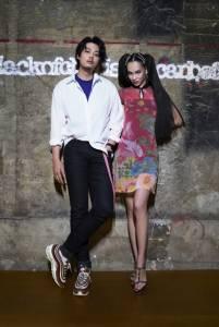 水原希子為個人品牌「OK」台北快閃店宣傳 連亞洲造型天王李佑群老師也瘋狂了