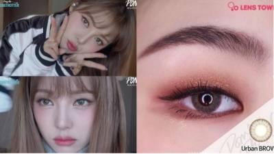 5款韓國「隱形眼鏡」自然款推薦!素顏戴也無違和,這款聖經棕韓妞推爆!