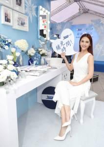 楊丞琳驚呼的「光感白」!國內首支專櫃級雪絨花成分的美白牙膏上市