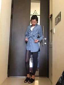 【孕婦塑身衣】產前就跟老公預訂維娜斯塑身衣,如今找回好身材都要感謝老公的疼愛!
