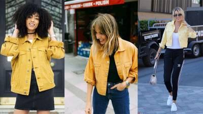 歐陽娜娜也愛的時髦單品!妳的衣櫃裡少了一件「非藍牛仔外套」