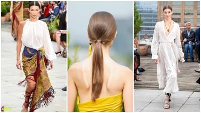 快擺脫村姑感馬尾!9步驟,跟著Gigi Hadid「這樣做」,你也能擁有超模們的時尚馬尾造型...