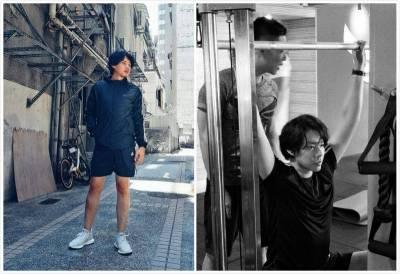 堅持一次的運動穿搭只會穿一種品牌!「時尚總監」李佑群連健身都是偏執狂...