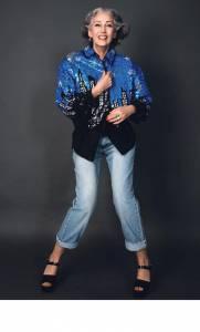 難道Model一定要年輕又火辣?年近60的「奶奶級超模始祖」這番宣言讓你想替她起立鼓掌!