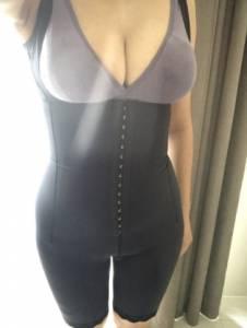 【塑身衣推薦】笑我胖的老公,終於良心發現要讓我這二寶媽咪買維娜斯塑身衣啦!