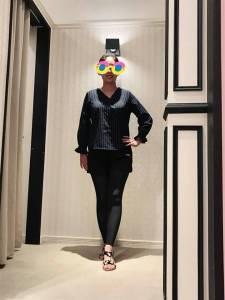 【塑身衣】都生完孩子很多年了,沒想到穿維娜斯塑身衣還是好有身材雕塑效果哦!