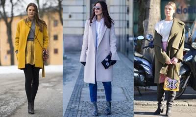 矮個子大衣請這樣挑!冬季必學的「不同身形 顏色與材質」大衣挑選法?