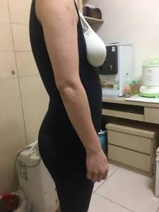 【塑身衣】產後走樣身材連衣服也藏不住,幸好還有維娜斯塑身衣幫我雕塑好身材!