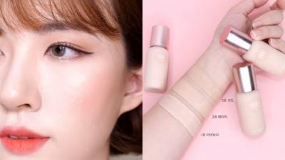 日韓網友推薦「開架奶油肌粉底」清單!控油遮瑕又持妝,油性肌使用也OK!