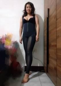 【塑身衣】不想花錢買L號的衣服,那就穿維娜斯塑身衣找回S號好身材吧!