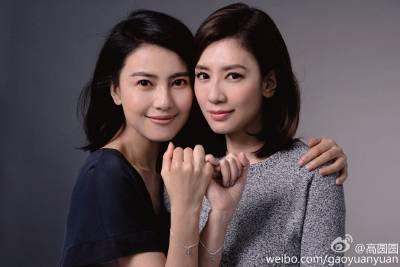 「妳的小孩就是我的小孩」賈靜雯 高圓圓16年閨蜜情!這樣的姐妹妳也應該有...