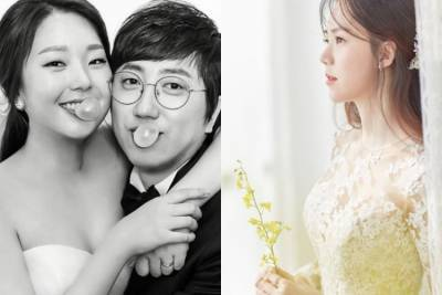 快Tag另一半暗示他!6重點,超夯的「韓系婚紗」清新又浪漫的風格,看了讓人好想嫁~