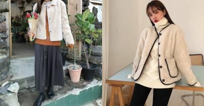 冬天還在穿長版大衣?韓妞現在最流行的是這款「泰迪熊」外套,5招穿出時下時尚感...