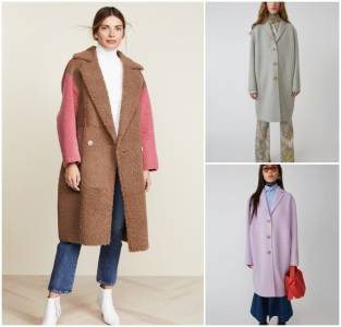 冬天大衣老顯胖?剖析5種身型的女生挑選大衣的秘訣~「這一招」挽救妳失控的下半身!