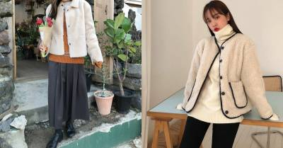 冬天還在穿長版大衣?韓妞現在最流行的是這款「泰迪熊」外套~5招穿出時下時尚感!