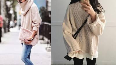 4款冬季超百搭毛衣!花樣 款式不用多,搭對才要緊