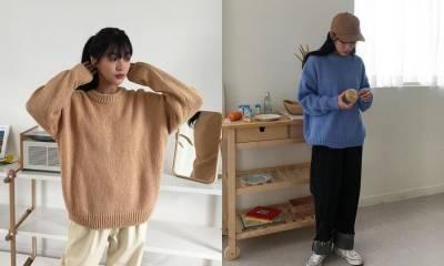 屁股大穿毛衣也能不顯胖!6個梨形身材的毛衣搭配重點!